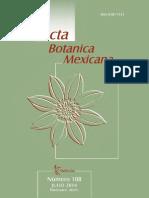 ActaBotanicaMex