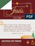 Mi Navidad Es Jesús 2