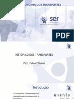TECNOLOGIA E ECONOMIA DOS TRANSPORTES WEB 1 - FABIO OLIVEIRA 2017.2