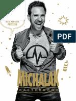 Michalak Masterbook - La Refere - Christophe Michalak
