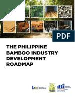The Philippine Bamboo Industry Development Roadmap