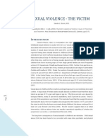 Bloom Sexual Violence - the Victim