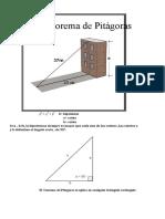 GUIA DE SOLUCION DE PROBLEMAS CON EL TEOREMA DE PITAGORAS POR CLARA PINILLA 2021 PARTE I (1)