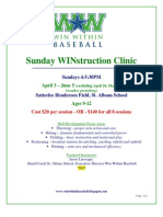 Sunday WINstruction Clinic_Registration Form