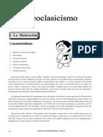 2do. Año - LIT - Guía 1 - Neoclasicismo