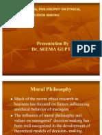 moral philosophy presentation