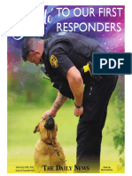 A Salute to First Responders (2021)
