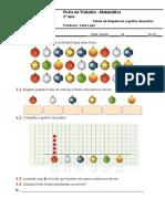 Ficha de Matemática 8 - Gráficos