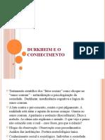 Durkheim_Metodo