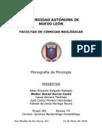 Monografía de Micología