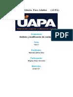 tarea 1 de analisis y modificacion de conducta