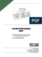 SULKY ADAPTATIONS MP