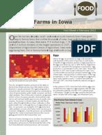 Factory Farms in Iowa