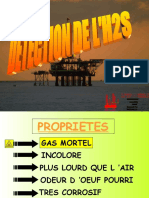 Formation h2s