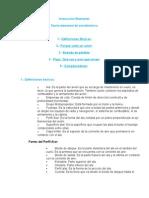 Instrucción Elemental aeronautica