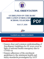 Enrollment Guidelines SY 2020 2021 v7 for Sharing