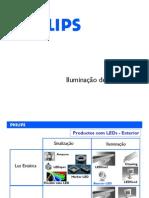 Philips - Iluminação de Exteriores