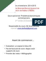 Cours PEC Aram Belhadj Nouv