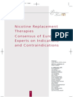 Nicotine replacement therapy 2009
