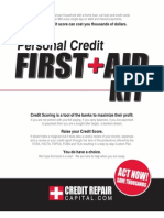 Credit Repair Capital eBook
