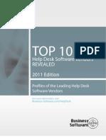 help_desk top 10 tool report