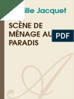 MIREILLE JACQUET-Scene de Menage Au Paradis