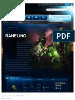 Baneling-Unit Description - Game - StarCraft II