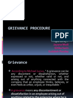 Grievance procedure.ppt