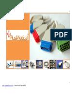 Catálogo Cabos Médicos Plus Medical Somente Para Especificação e Figuras