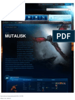 Mutalisk-Unit Description - Game - StarCraft II