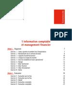 1 Information comptable et management financier. Diagnostic 7