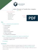 4- Optimisation Fiscale à l'arrêté des comptes (1)
