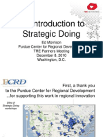 Introduction to Strategic Doing