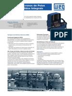 WEG Motores Síncronos de Polos Salientes Sólidos Integrais - Linha SM40