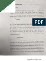 Denuncia vacunas VIP Mar del Plata