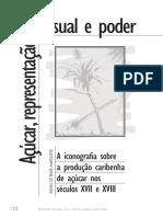 A iconografia sobre a produção caribenha de açúcar nos séculos XVII e XVIII