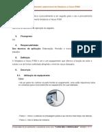 Instrução de Operação - Seladora a Vácuo P300