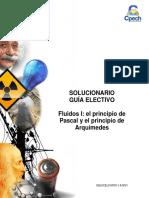 Solucionario FS11 guía práctica Fluidos I 2016