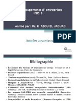 Support IFRS 3