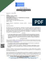 Tránsito. Complemento concepto jurídico - Inmovilización y abandono de vehículos. 20201340552101 TATIANA FORERO GARC_A