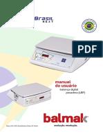 Balmak Manual do usuário - LBP