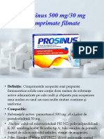 Prosinus 500 mg
