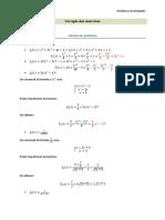 Corrigé-exercices-primitives-et-intégrales