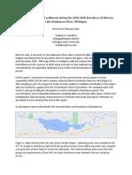Sediment Release by Morrow Lake Drawdown Rev 24 Feb 2021