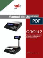 BALMAK Manual do Usuário ÓRION 2  (REV 7)