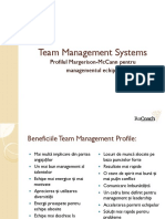 Rolurile Team Management Systems