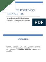 1 Introduction à l'analyse financière (1)