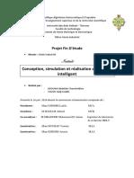 République Algérienne Démocratique Et Populaire Ministère de l enseignement supérieur et de la recherche scientifique
