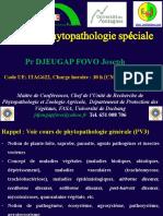 Cours de Phytopathologie Spéciale