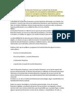 Diplomado de Educacion Financiera por Condusef Guia de Estudio
